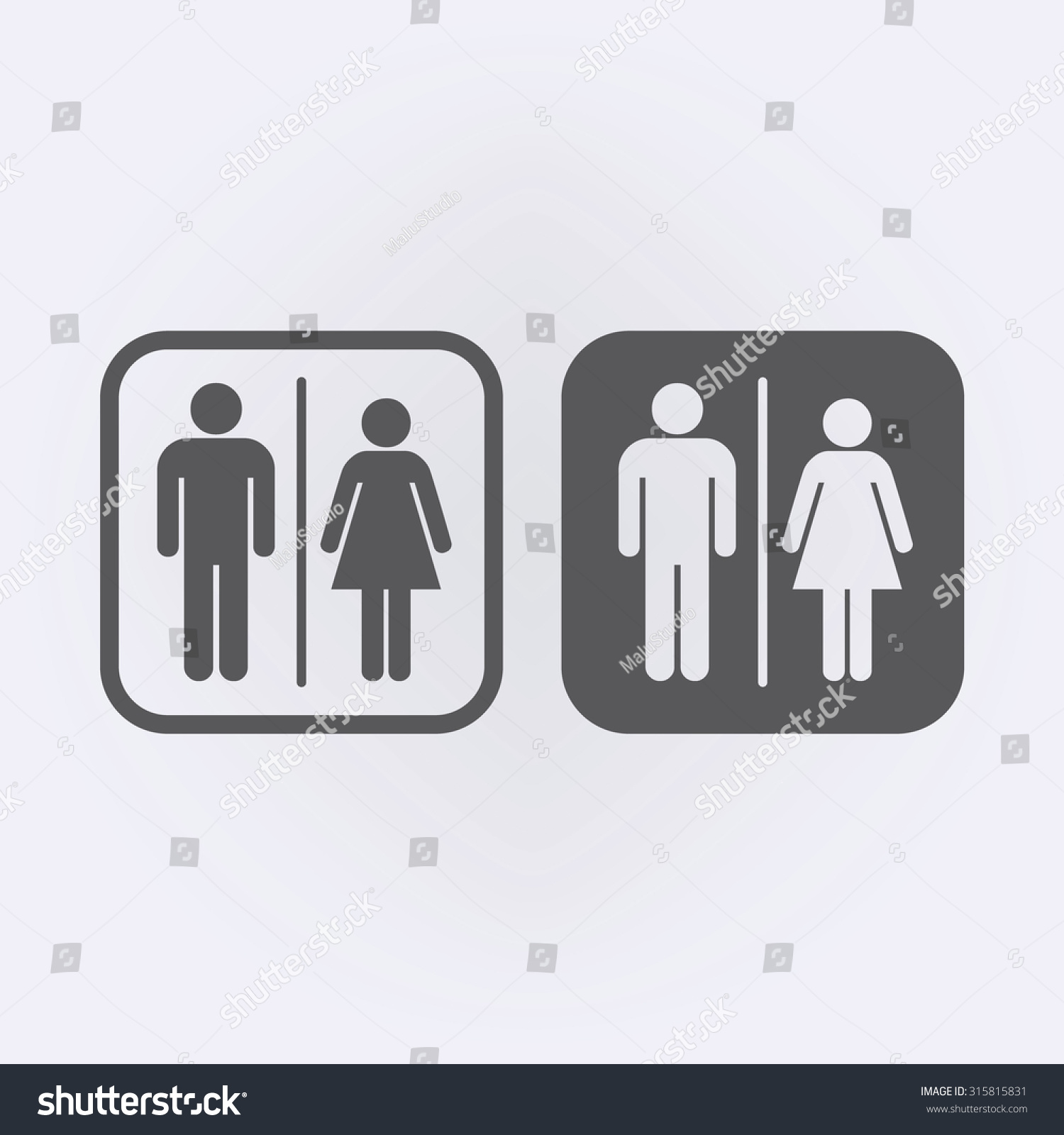 Toilet signs vector set stock images image 36323784 - Man Lady Toilet Sign People Icon Stock Vector 315815831 Shutterstock Stock Vector A Man And A Lady Toilet Sign People Icon Set Vector Illustration 315815831