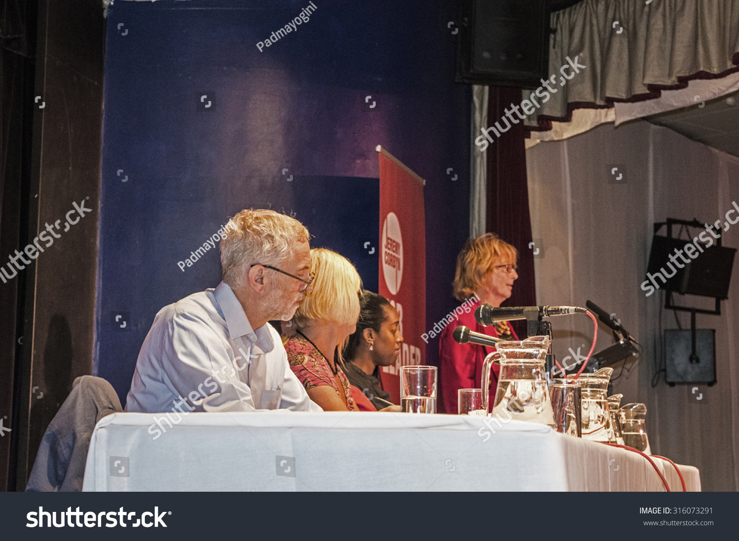 margate ukseptember 5 jeremy corbyn now stock photo 316073291