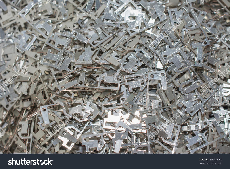 Tin Plate Copper Scrap Stock Photo Edit Now 316224266 Shutterstock Wire Harness