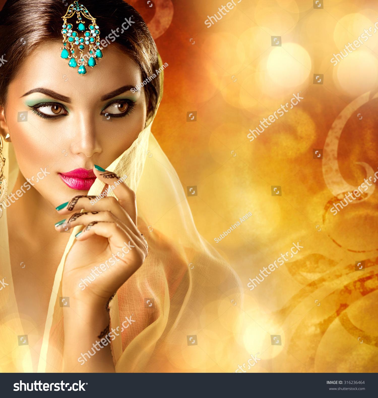 Beautiful Arabic Makeup Pictures - Mugeek Vidalondon