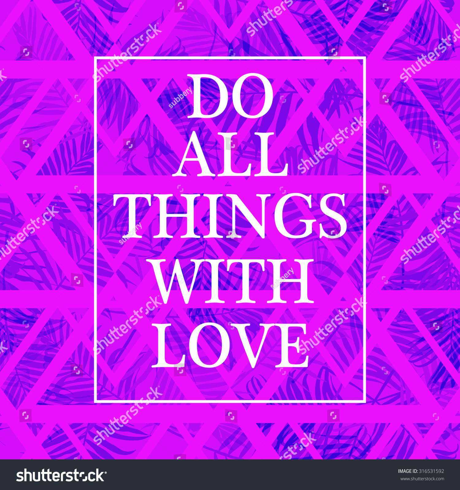 Best Wallpaper Marble Neon - stock-vector-inspirational-fashion-wallpaper-neon-colored-print-design-vector-poster-with-quote-on-exotic-316531592  Photograph_892913.jpg