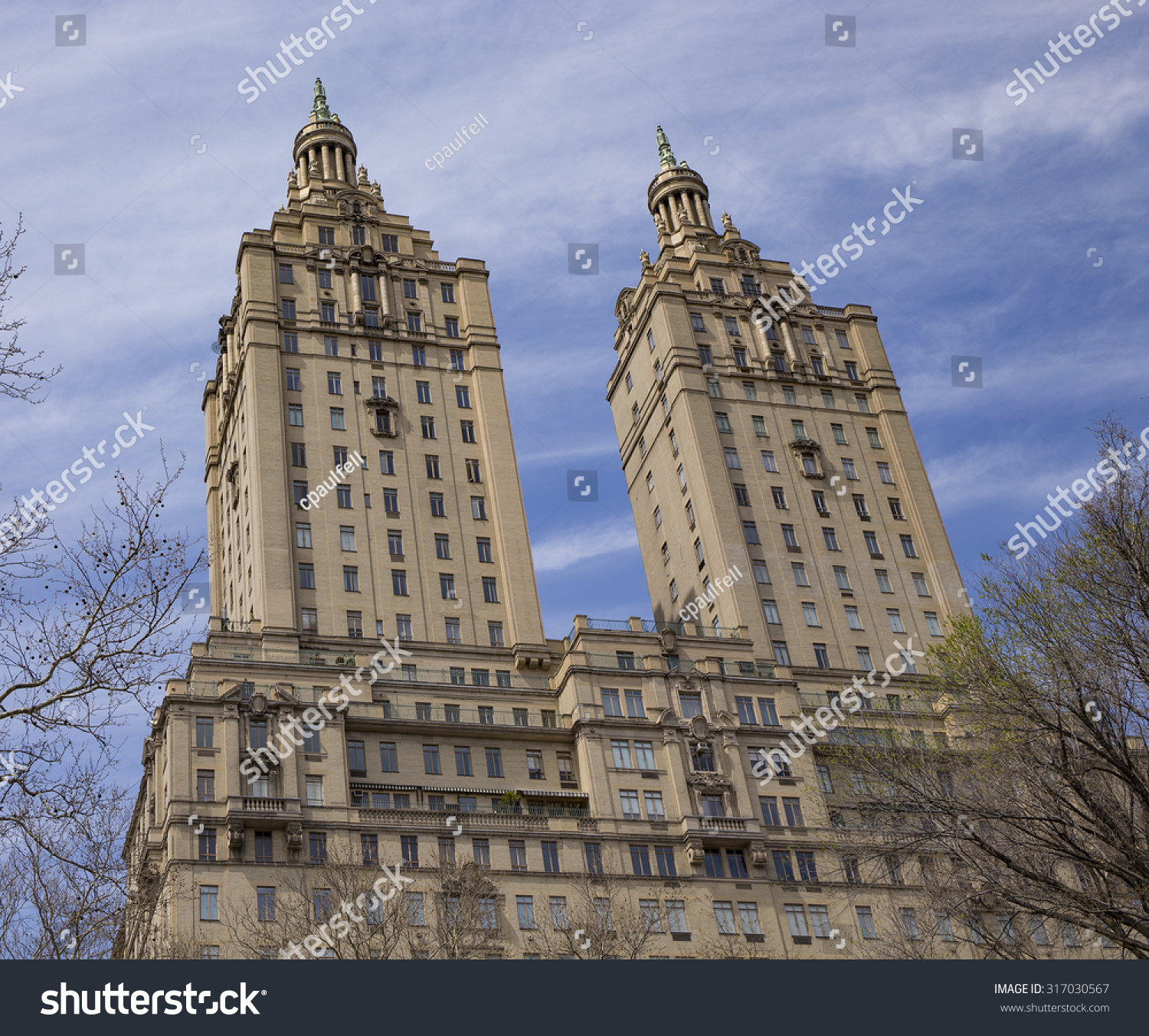 San Remo Apartments: April 19, 2015: The San Remo Is A Luxury