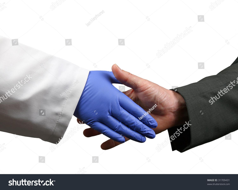 how to create a handshake