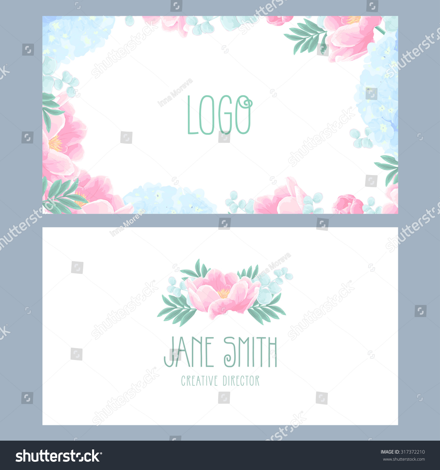 Floral Business Cards | Unlimitedgamers.co