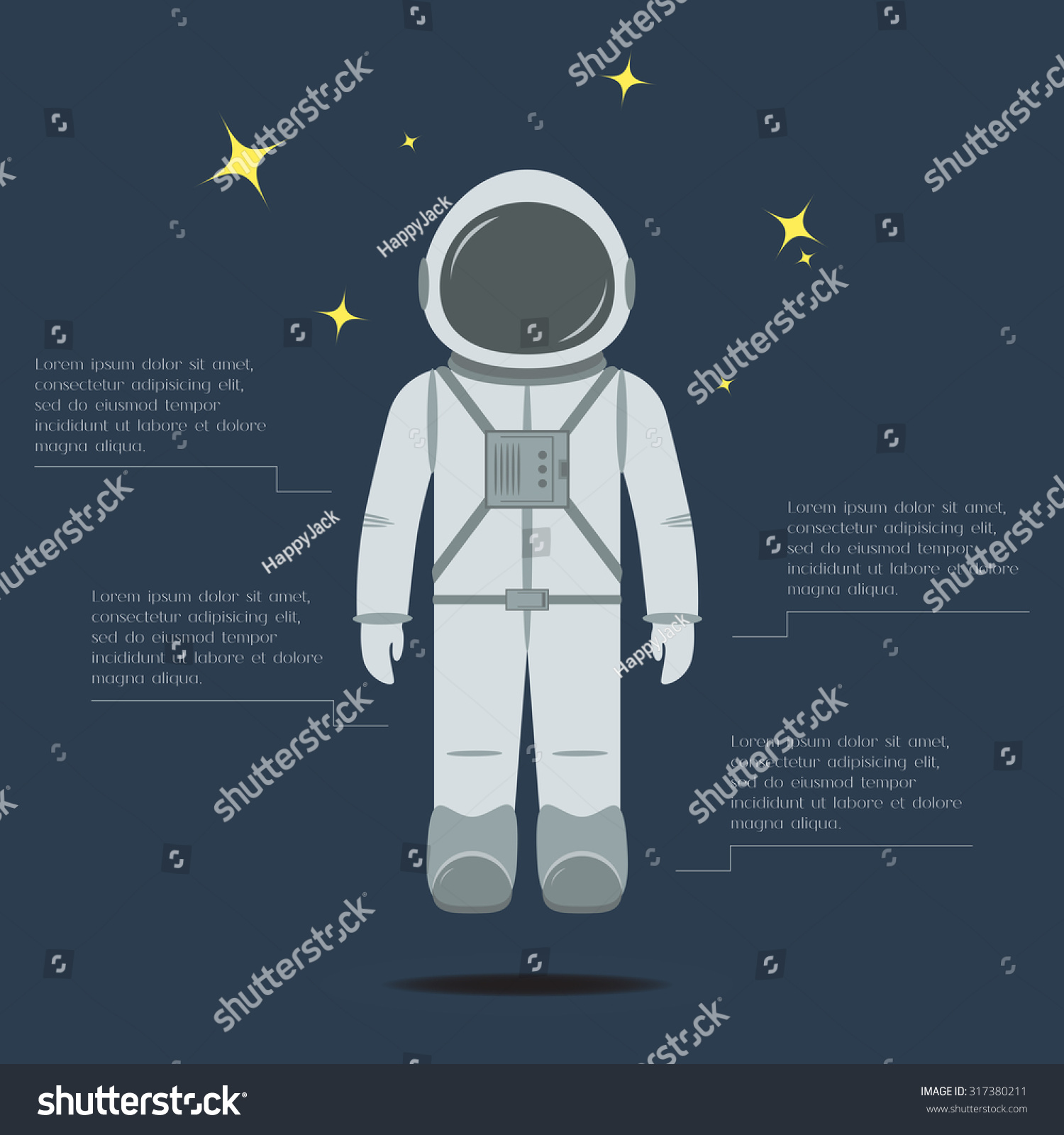 astronaut design - photo #42