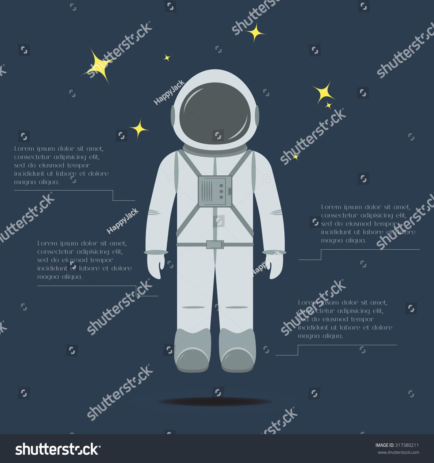 astronaut design - photo #42