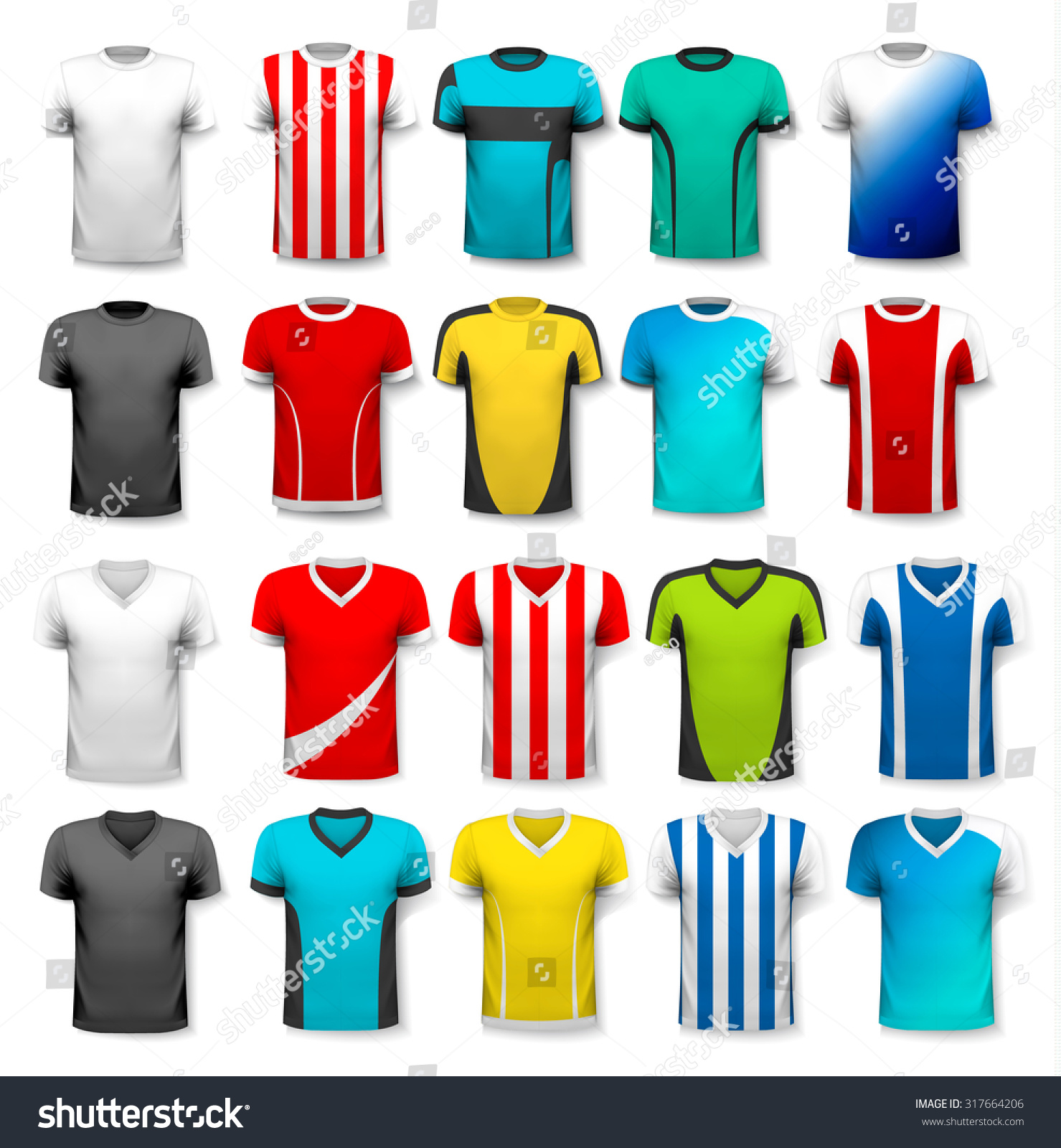 Welcome World League Of Beauty And Fashion Official Web: Collection Various Soccer Jerseys Tshirt Transparent Stock