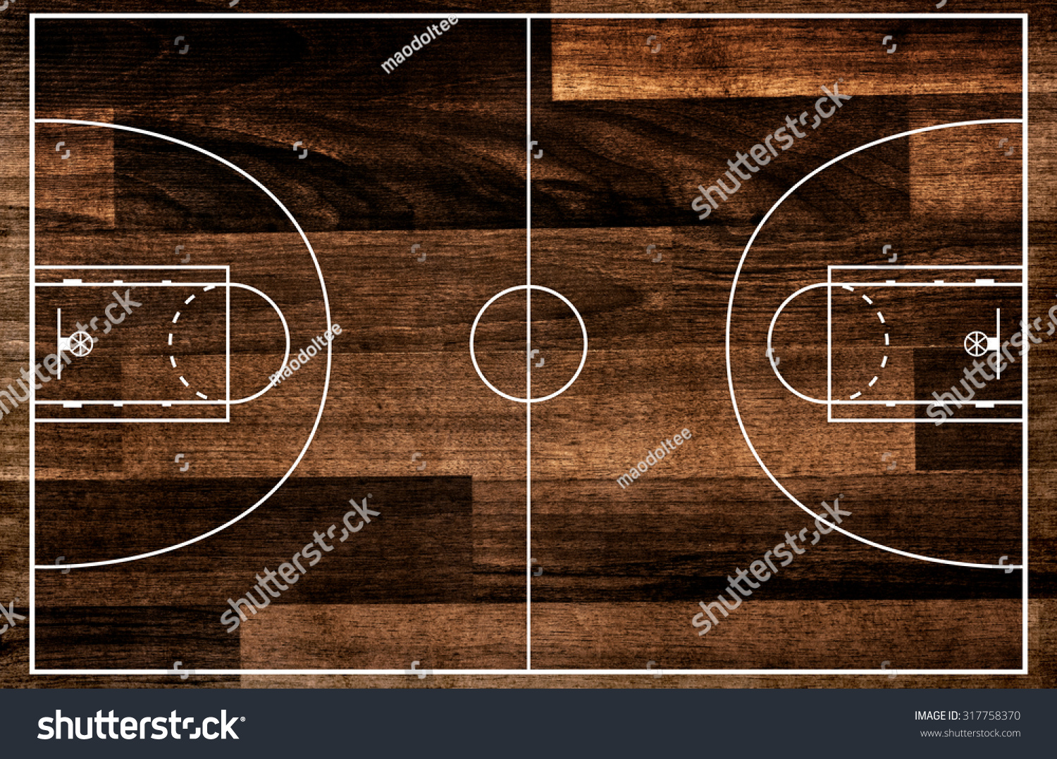 100 basketball court floor plan basketball court for Basketball court plan