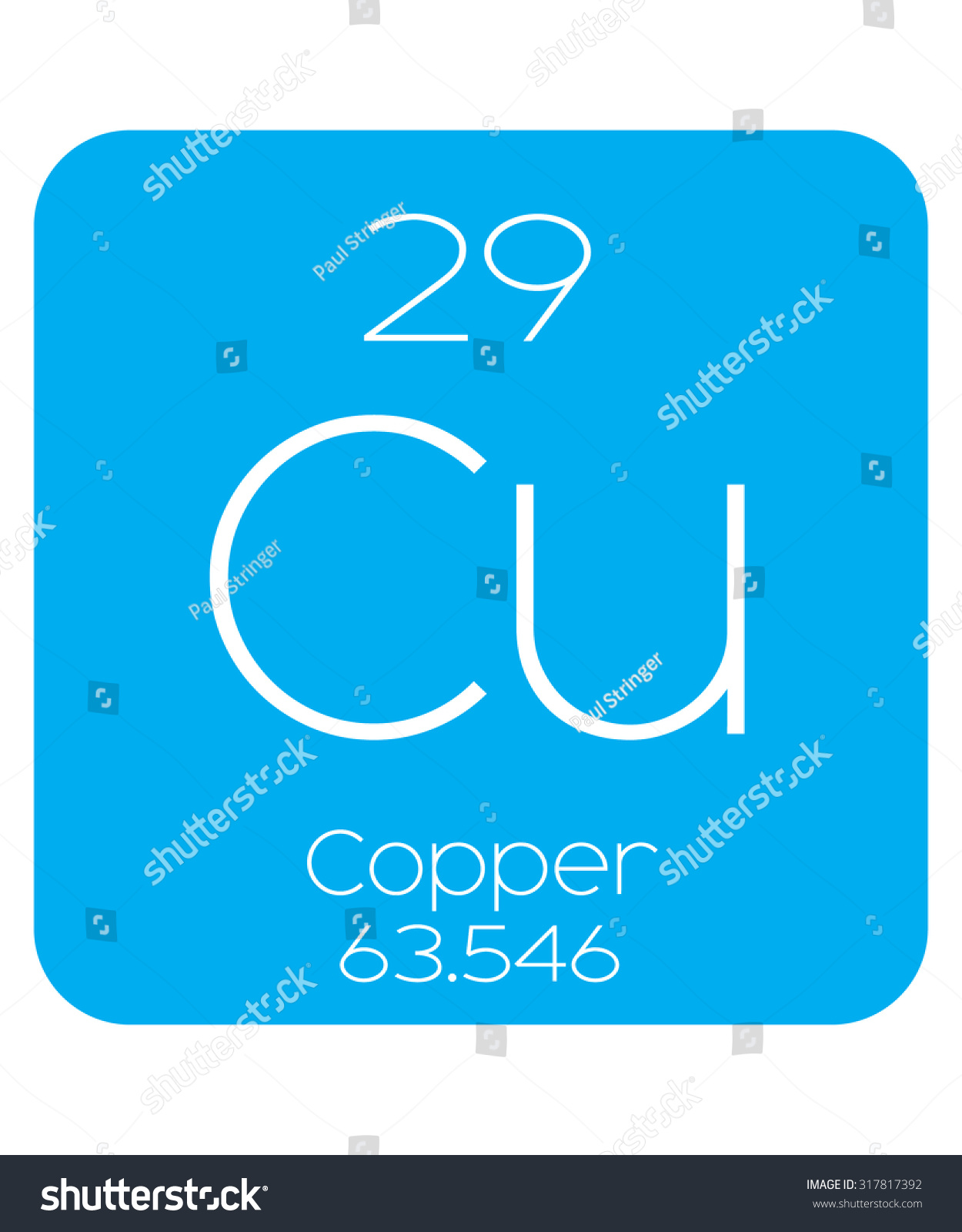 Informative illustration periodic element copper stock illustration an informative illustration of the periodic element copper buycottarizona Image collections
