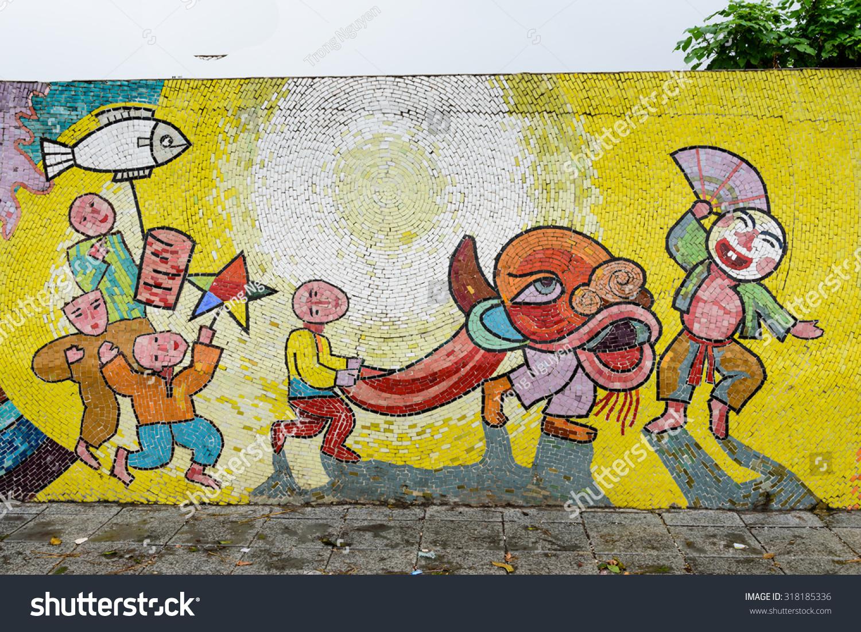 Fantastic Vietnam Wall Art Frieze - Art & Wall Decor - hecatalog.info