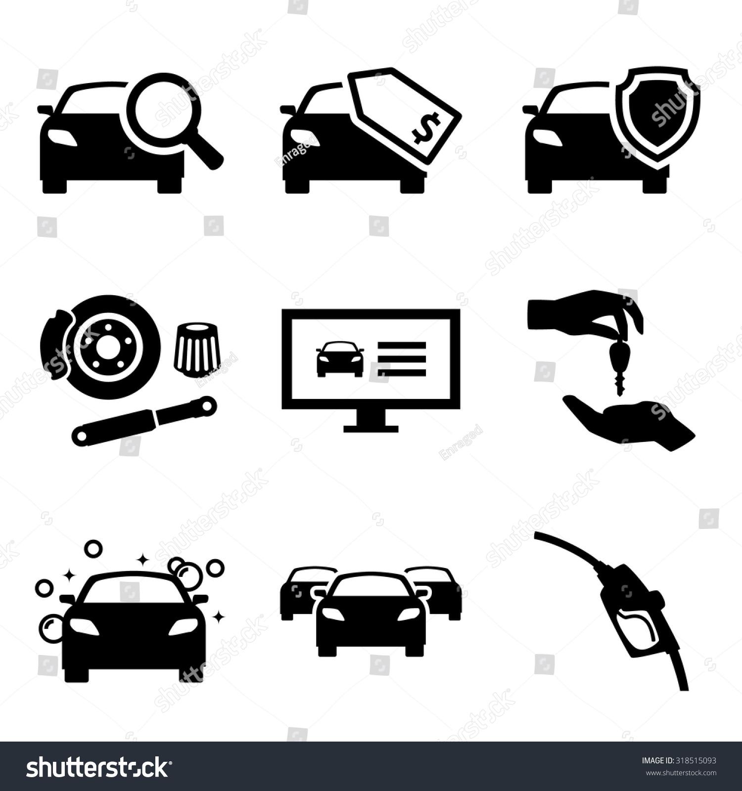 clipart car dealership - photo #28