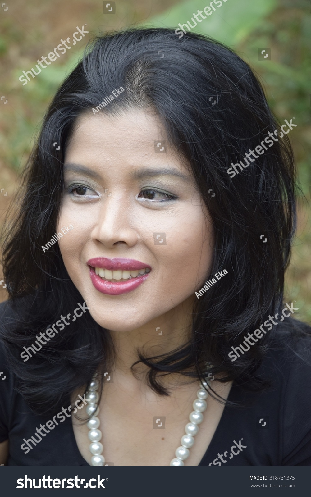 Indonesian Celebrity Classy beautiful indonesian woman stock photo 318731375 - shutterstock