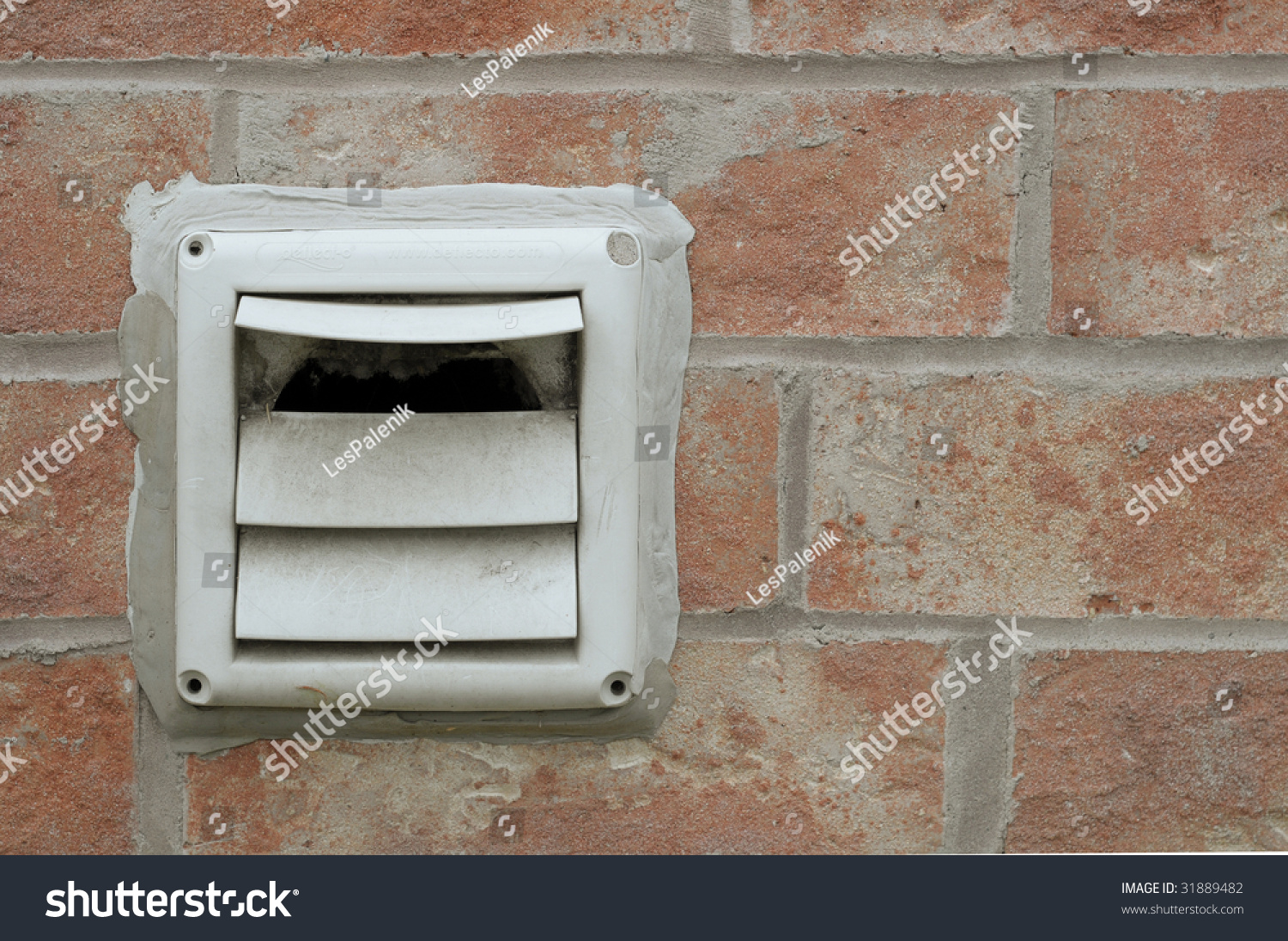 dryer vent on brick wall stock photo 31889482 shutterstock