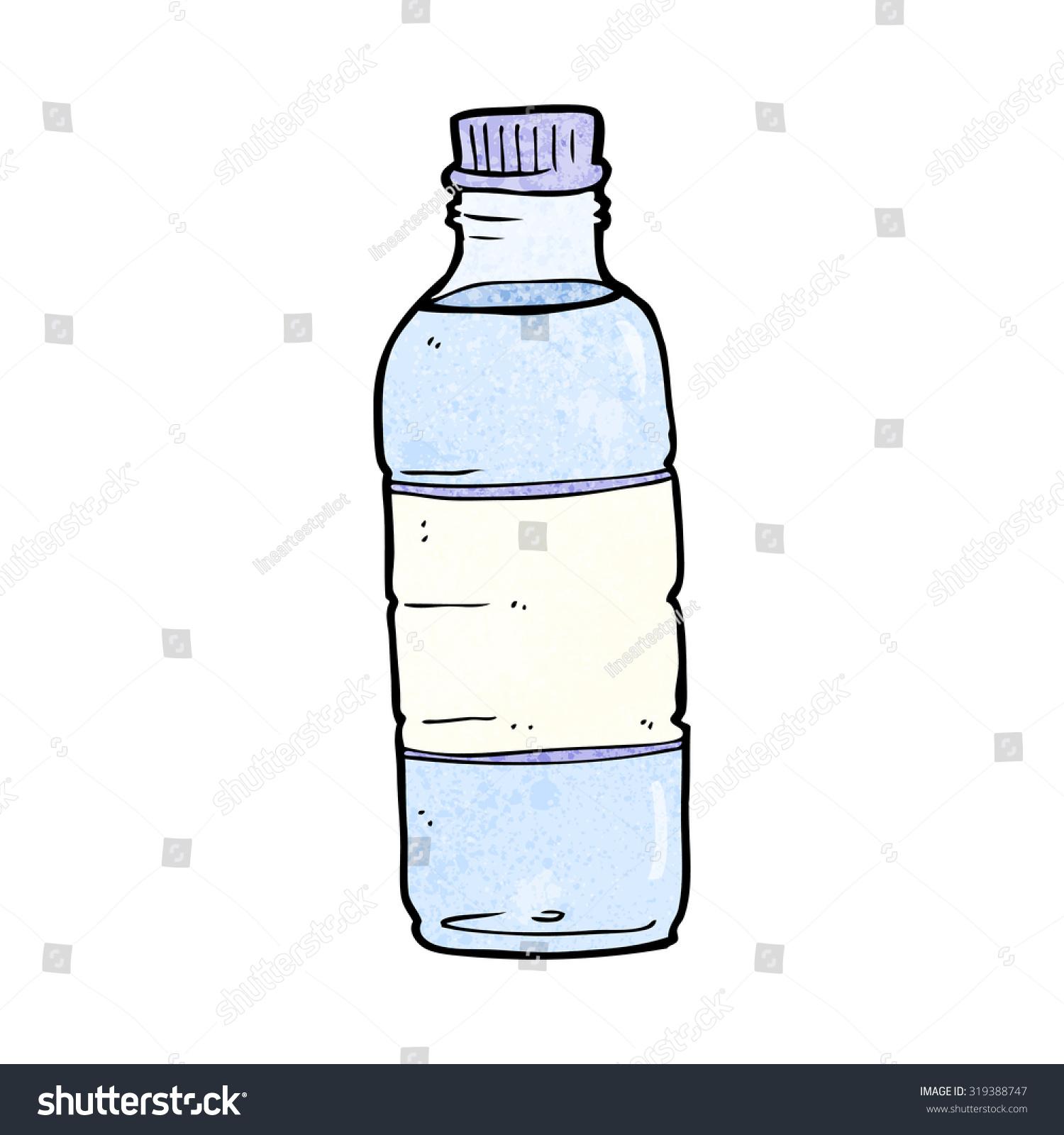 cartoon water bottle stock illustration 319388747 shutterstock