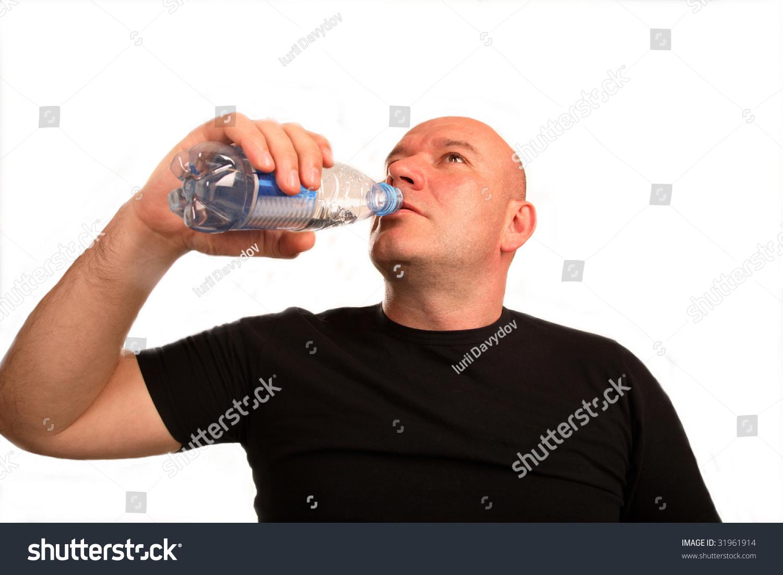 Bald fatty water bottle ride 10