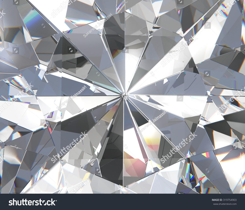 Black diamond gem texture
