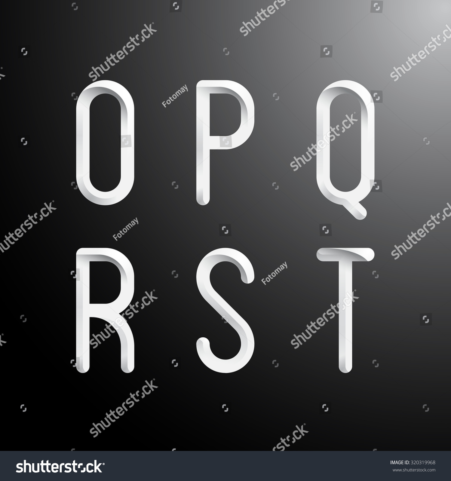 letters p q and r stock photography image 15830572 alphabet letters o p q r s t thin fonts vector 552