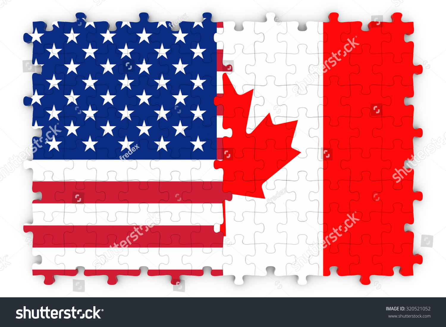 an analysis of the relation of canada and the united states of america James lee international affairs section as us president john f kennedy said  about the relationship between canada and the united states,.