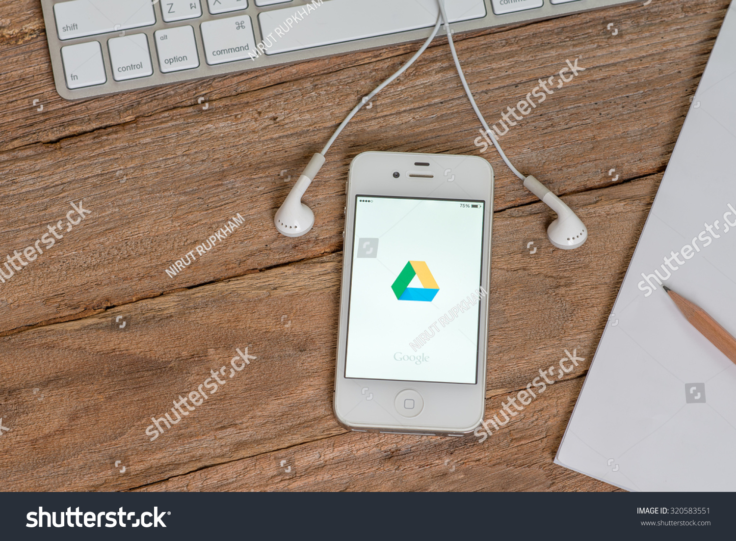CHIANGMAI THAILAND September 26 2015 Brand Apple Stock Photo