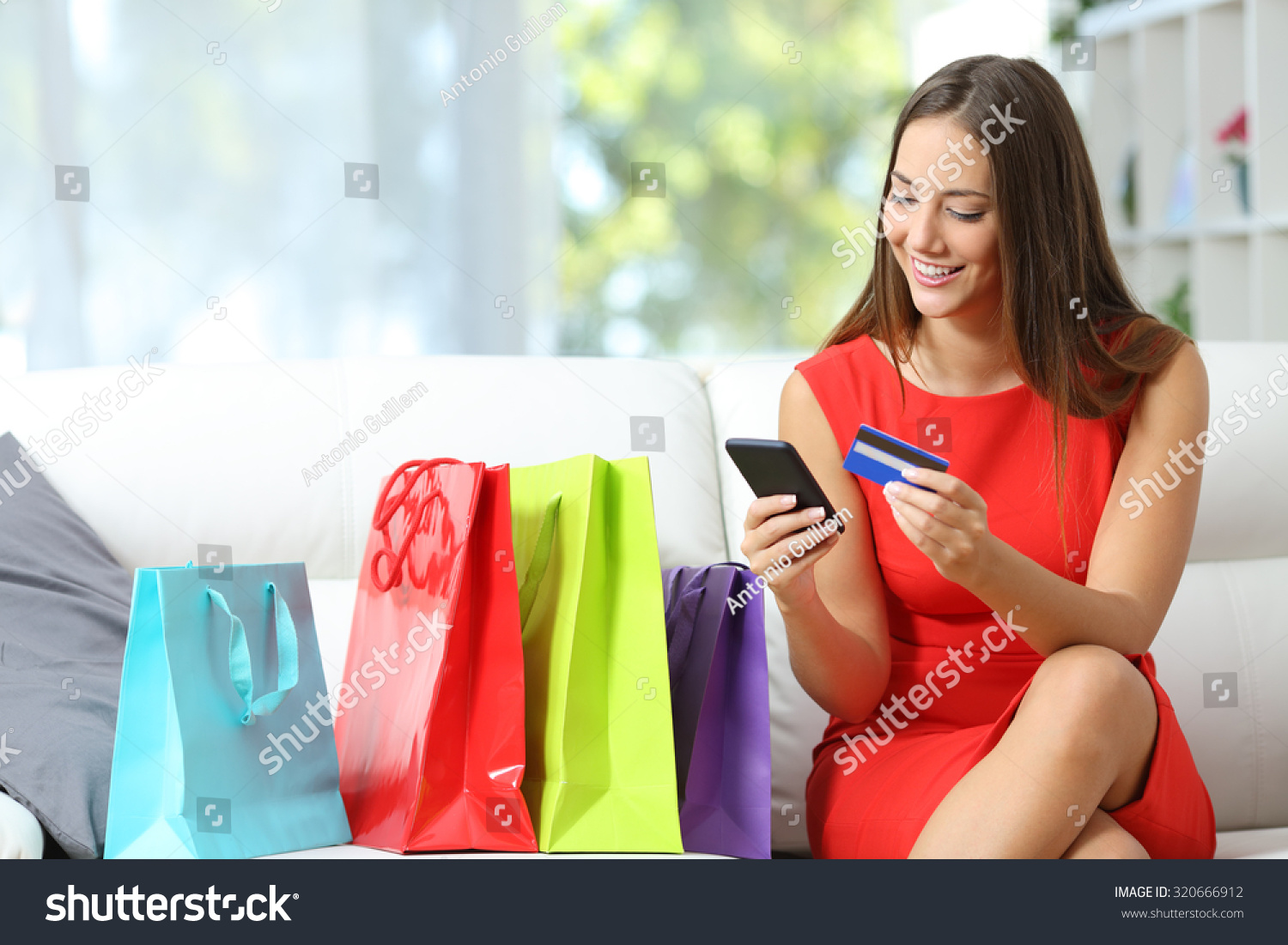 Clothing credit cards online
