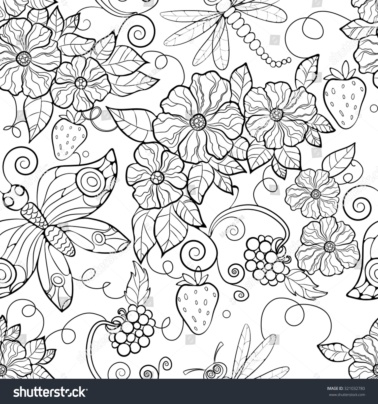 coloring pages free printable full size pictures to color - HD 1500×1600