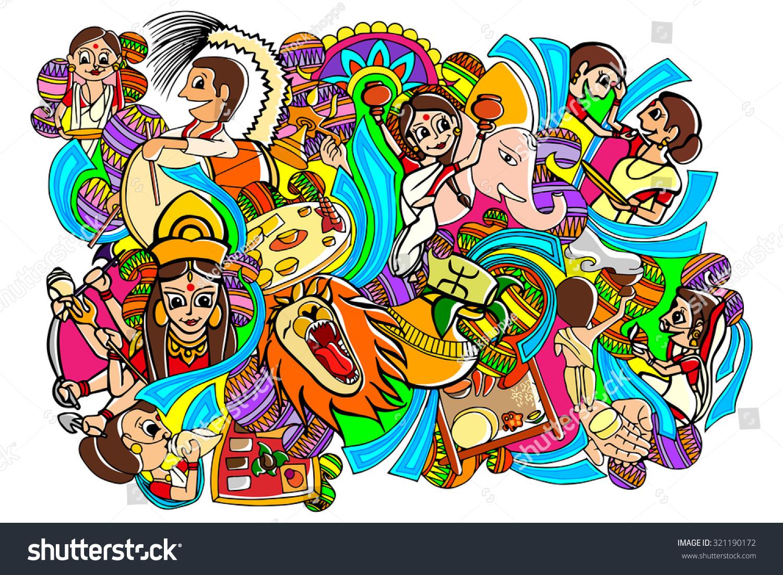 Durga Puja (2018) - Hindu Festival - Festivals of India