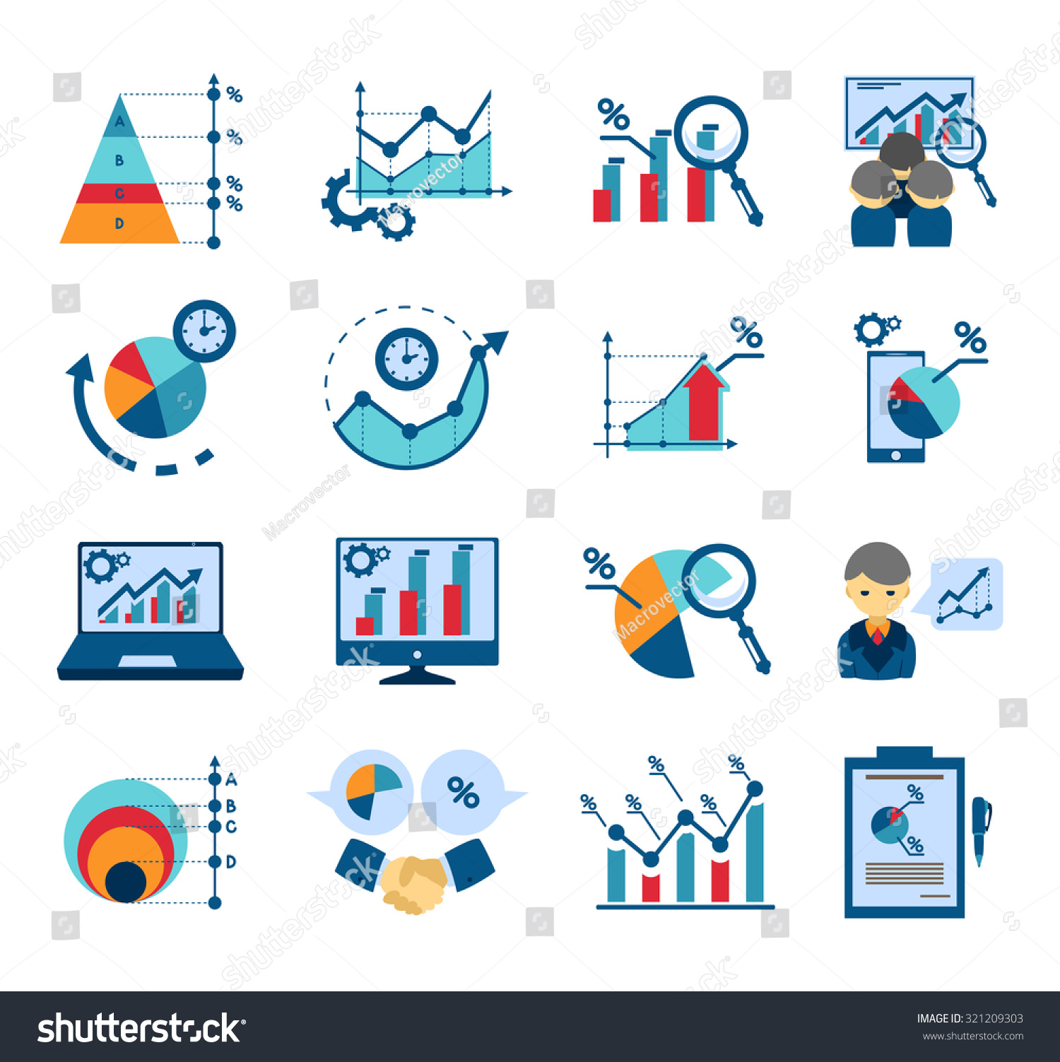 Data Analysis Techniques Effective Business Management Stock ...