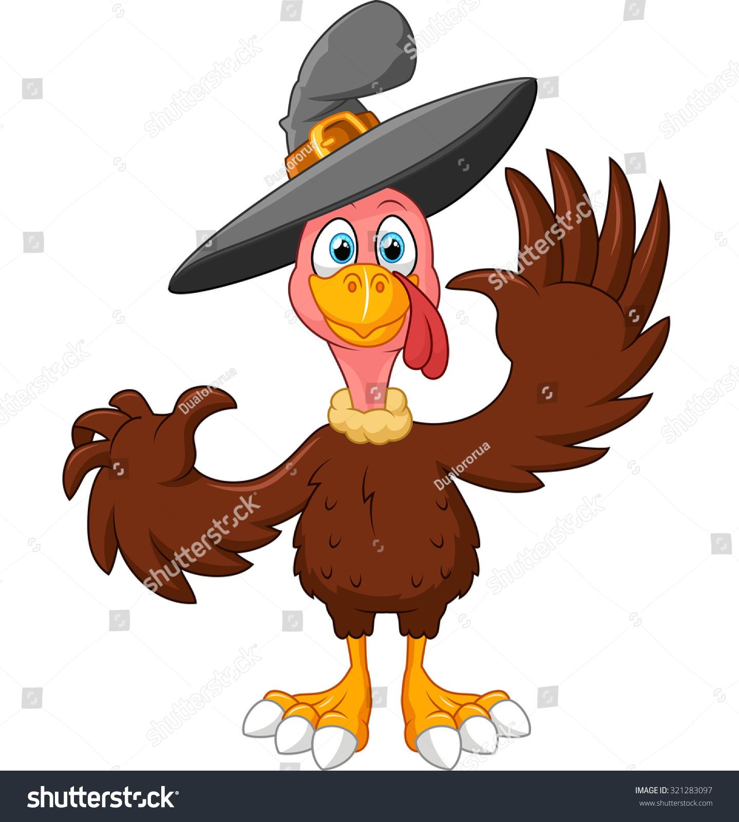 cute turkey cartoon stock illustration 321283097 shutterstock