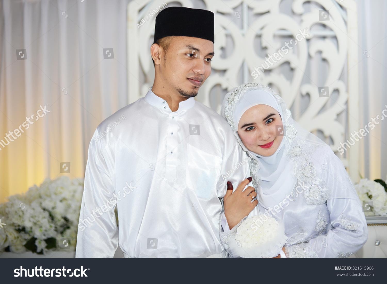 image Malay married couple bsn staff melayu