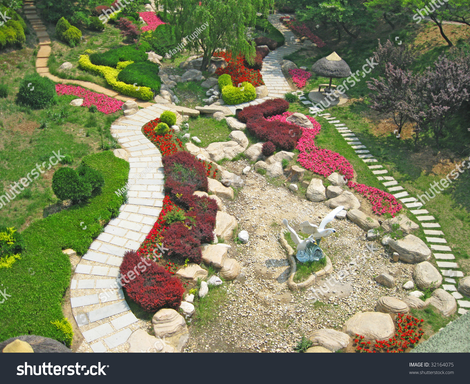 landscape outdoor garden design at dalian zoo china preview save to a lightbox