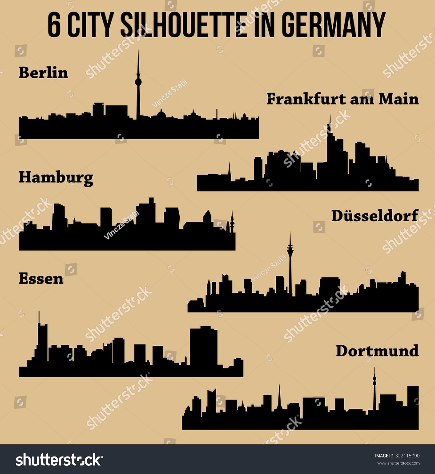 6 city in germany deutschland berlin hamburg essen. Black Bedroom Furniture Sets. Home Design Ideas