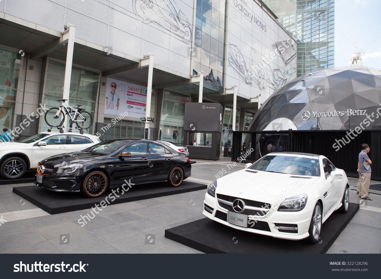 Bangkok thailand september 26 2015 mercedesbenz stock for Mercedes benz thailand