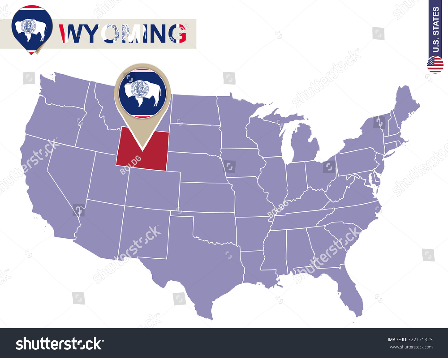 Wyoming State Maps USA Maps Of Wyoming WY Wyoming Outline Maps - Bentonite us map
