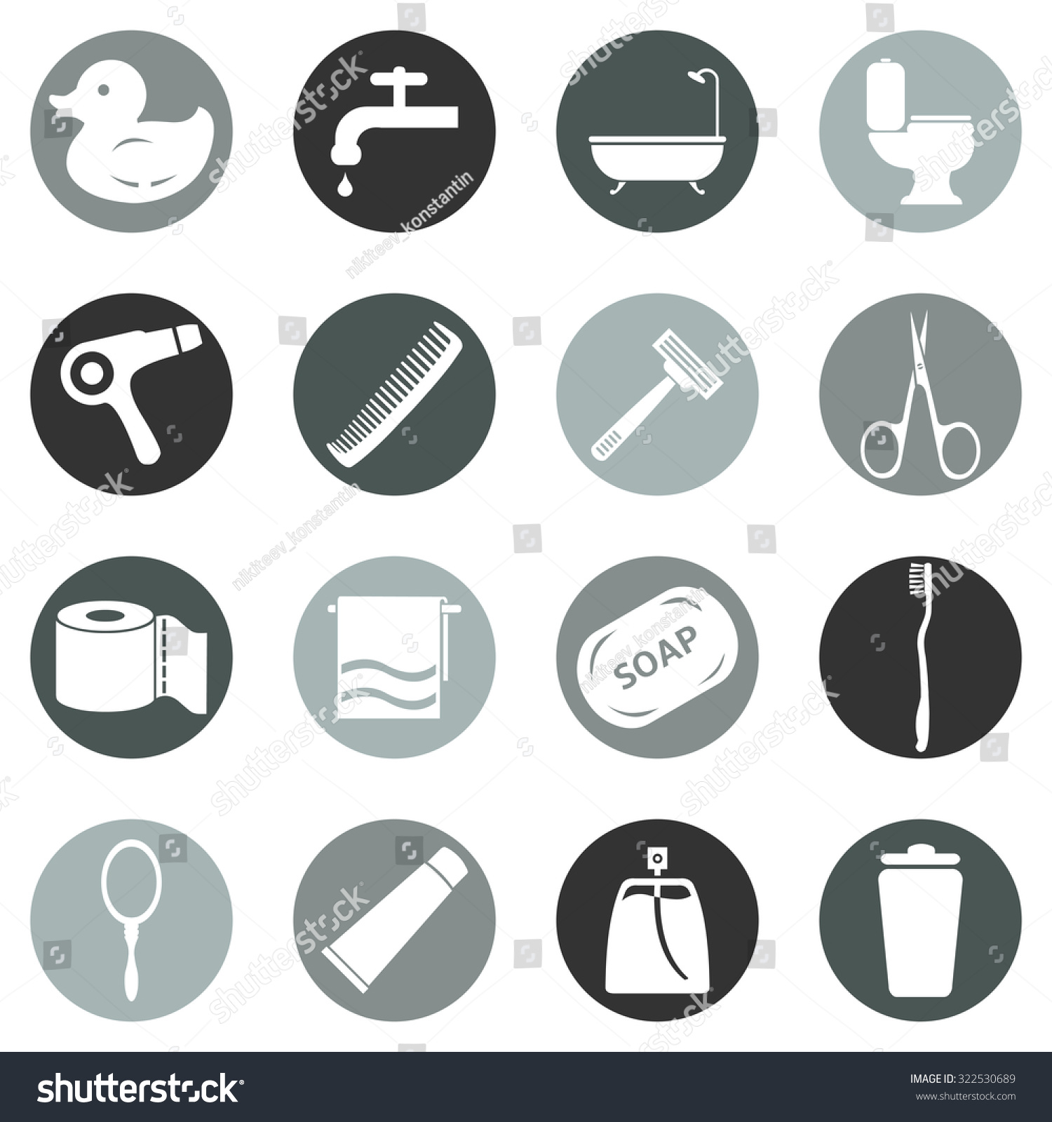 Toilet signs vector set stock images image 36323784 - Vector Set Bathroom Hygiene Icons Stock Vector 322530689 Stock Vector Vector Set Of Bathroom And Hygiene