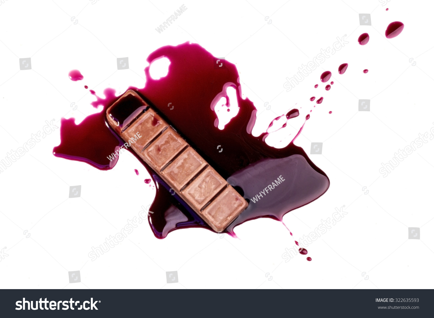 Chocolate blood dripping symbol image mean stock photo 322635593 chocolate with blood dripping symbol image mean fat is risk to your health biocorpaavc