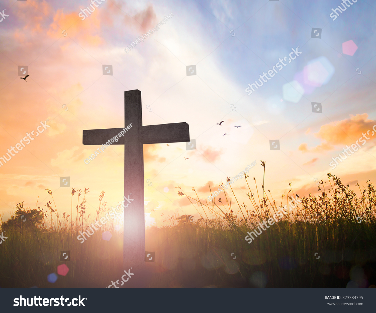 background image church office cross symbol stock photo 323384795