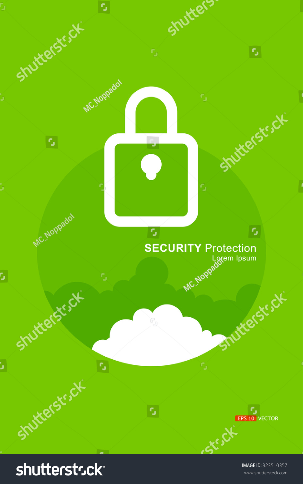 Security protection agent meaning symbols logos stock vector security protection agent meaning symbols logos trademarks vector eps 10 biocorpaavc Gallery