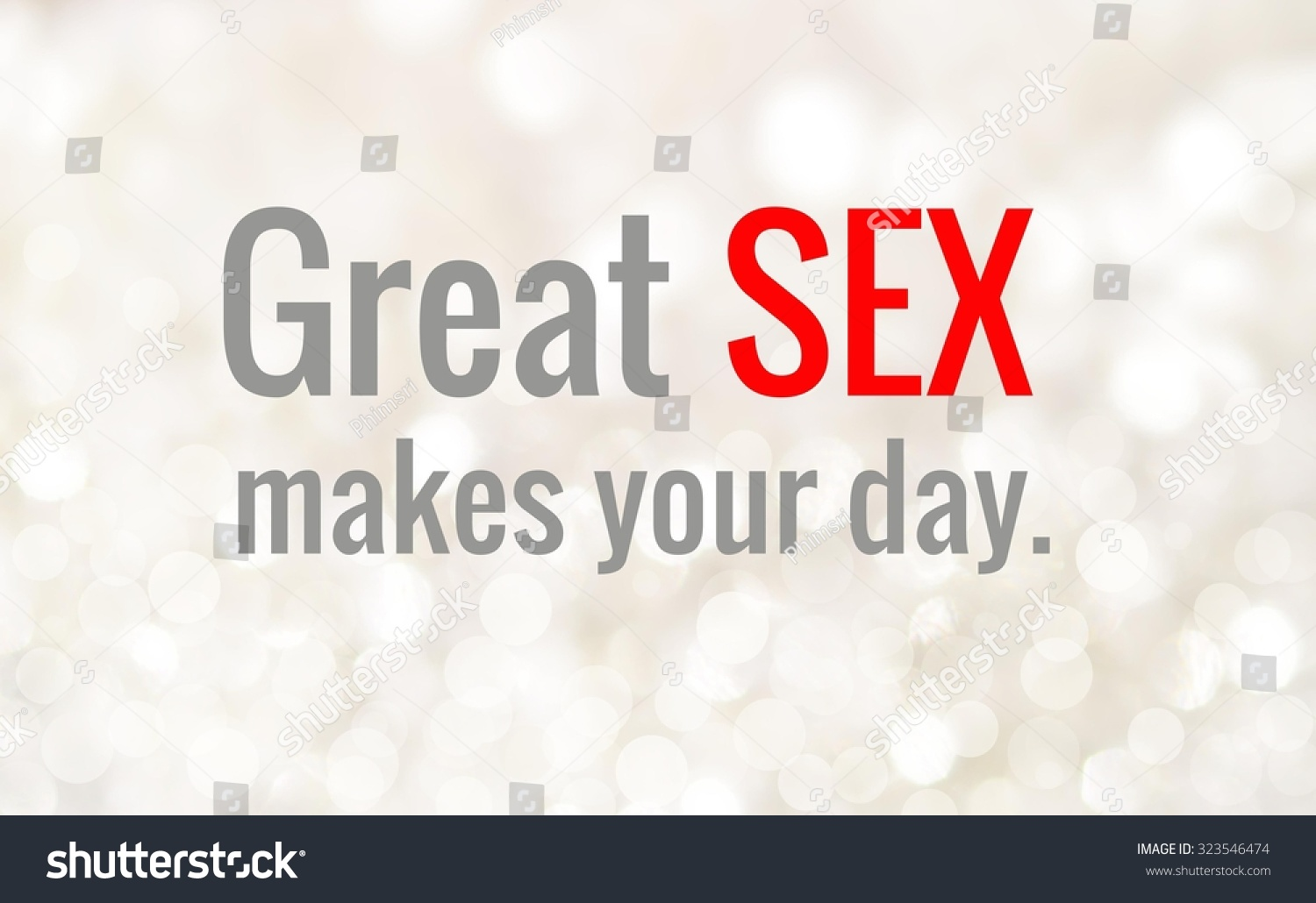 what makes great sex