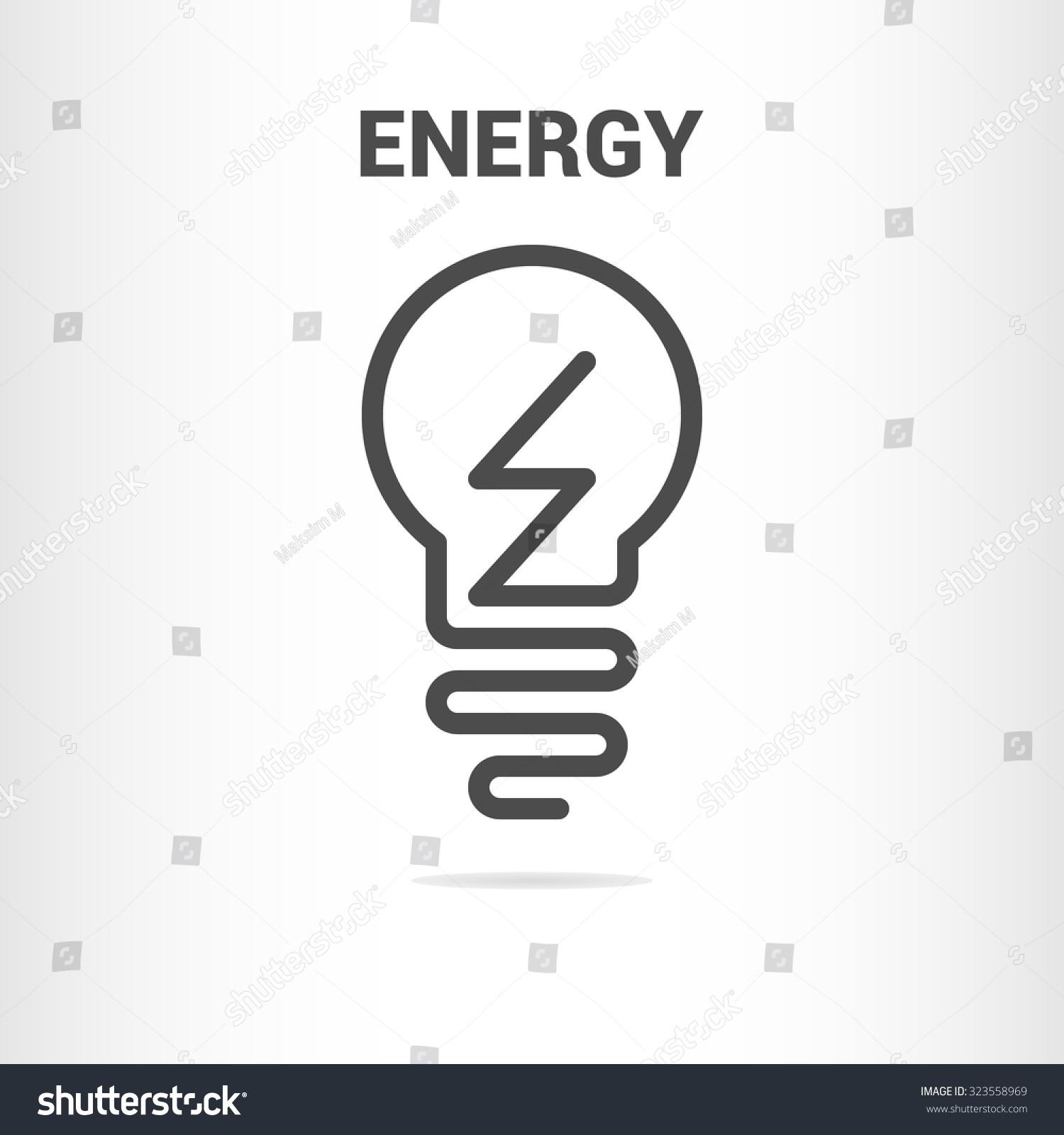 lightbulb logo template lightbulb icon lightbulb stock