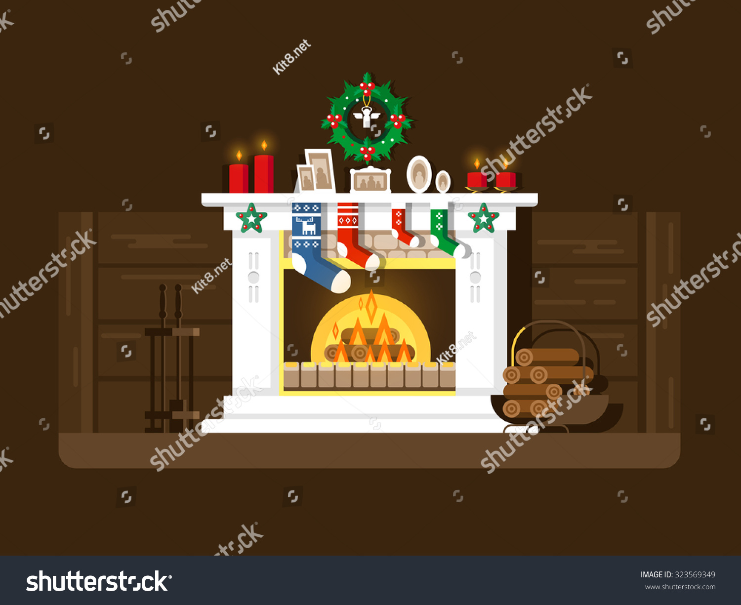 christmas fireplace xmas and fire home decoration old hollywood homes stars home a celebration of rough wood