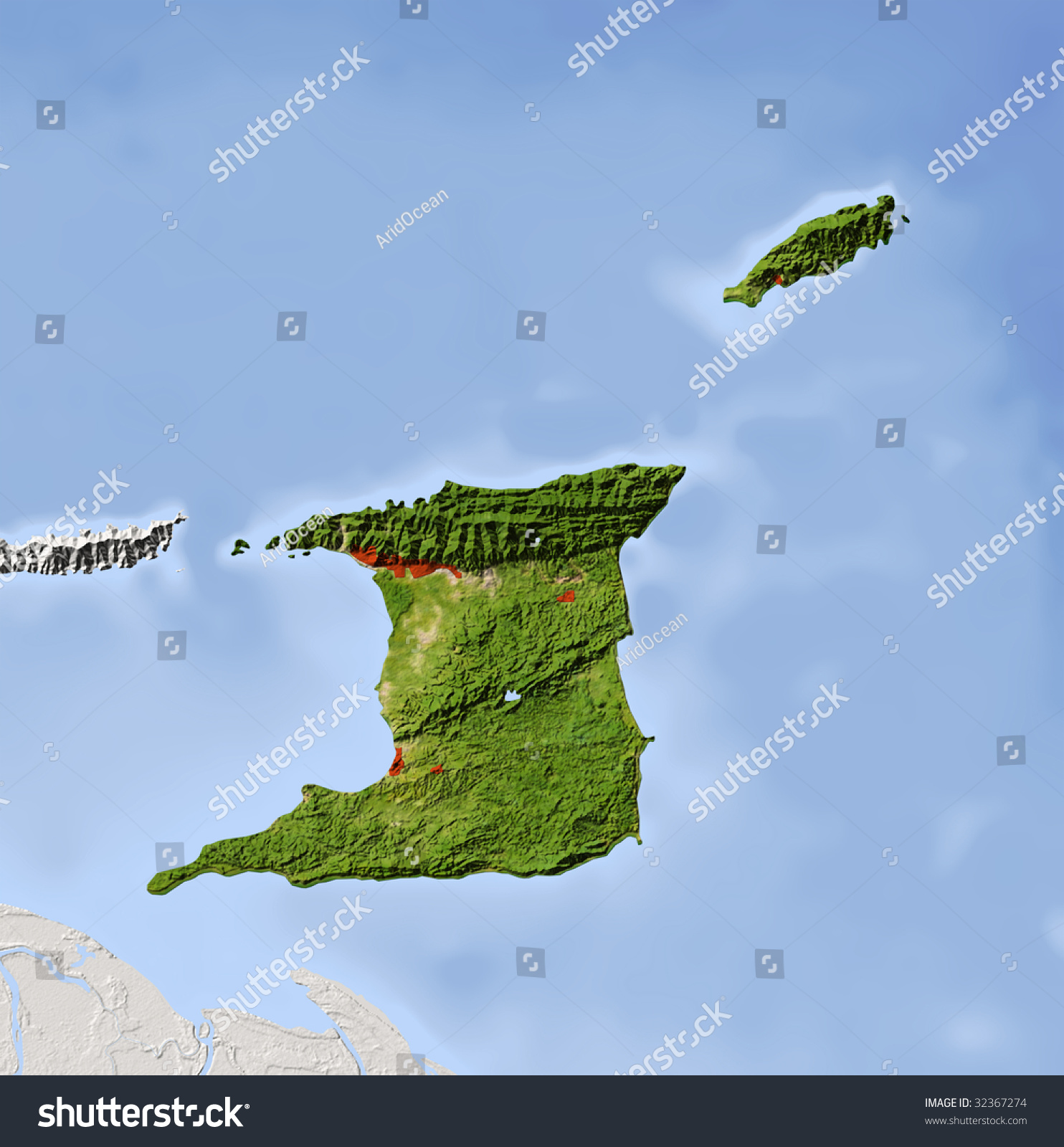according to the vtrinidad and tobago Trinidad and tobago: geographical and historical treatment of trinidad and tobago, including maps, statistics, and a survey of its people, economy, and government.