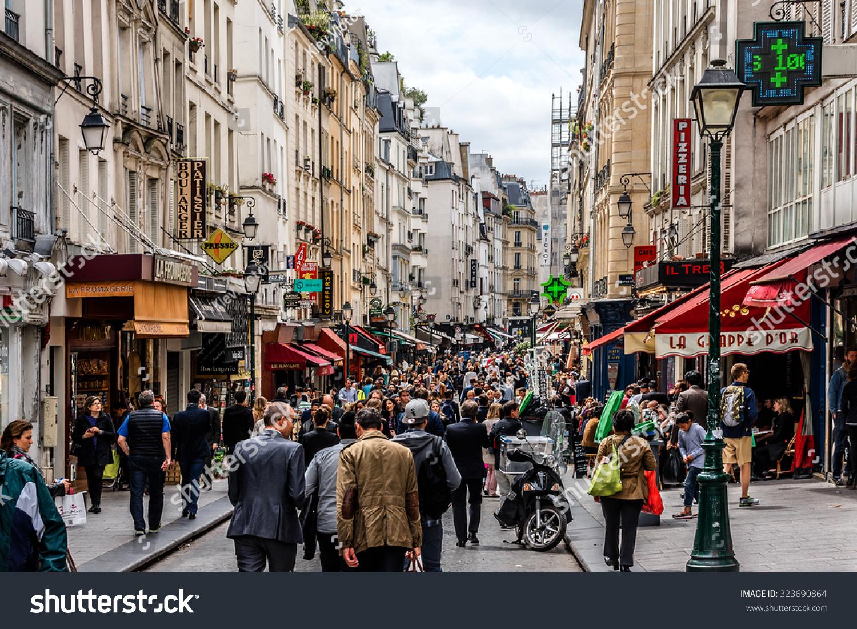 Restaurants Boulevard Saint Denis