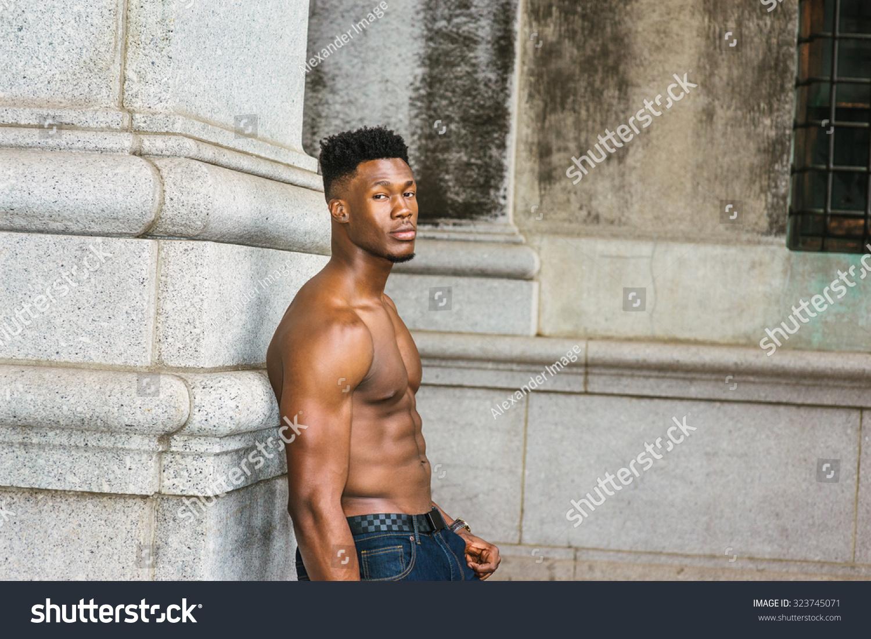 Naked black girls massage