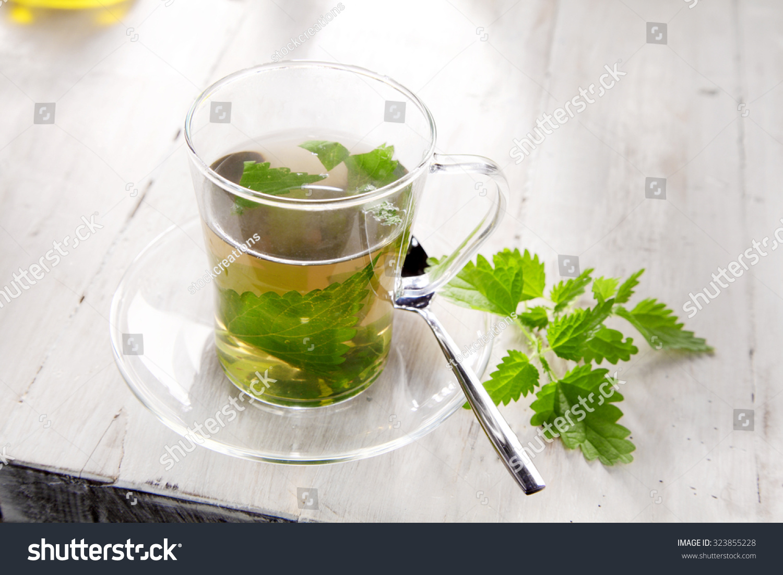 how to make stinging nettle tea