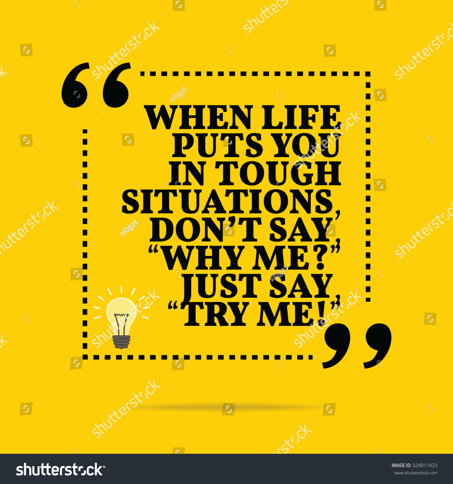 Motivational Inspirational Quotes: Inspirational Motivational Quote When Life Puts Stock