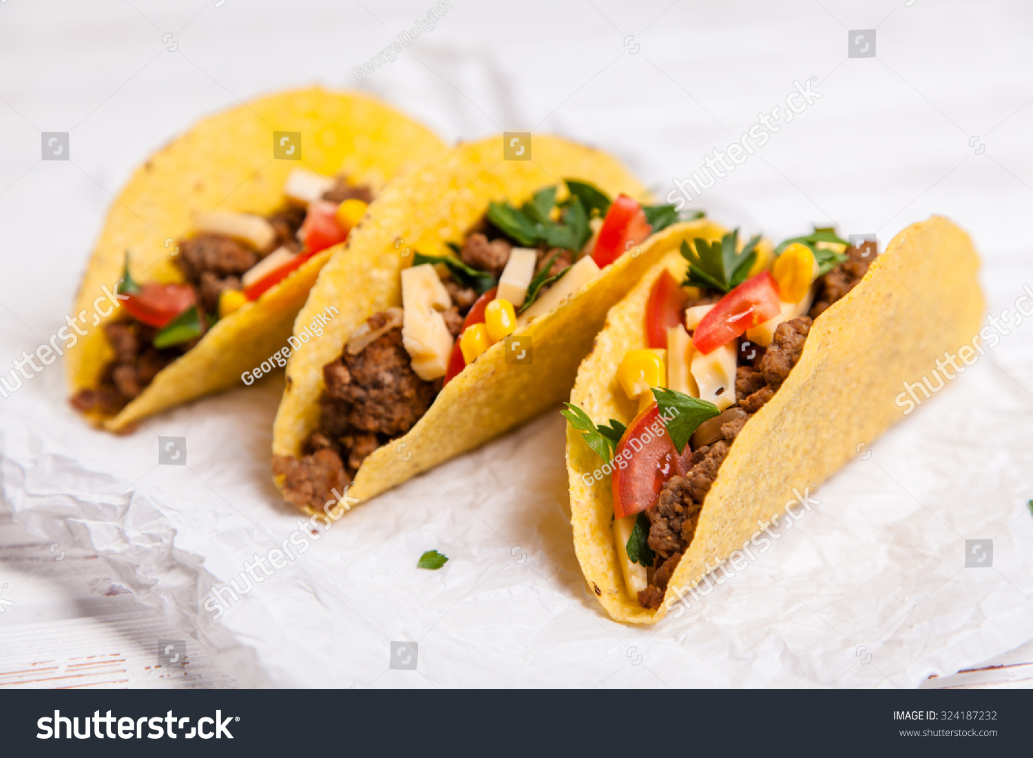how to make mexican tacos with ground beef
