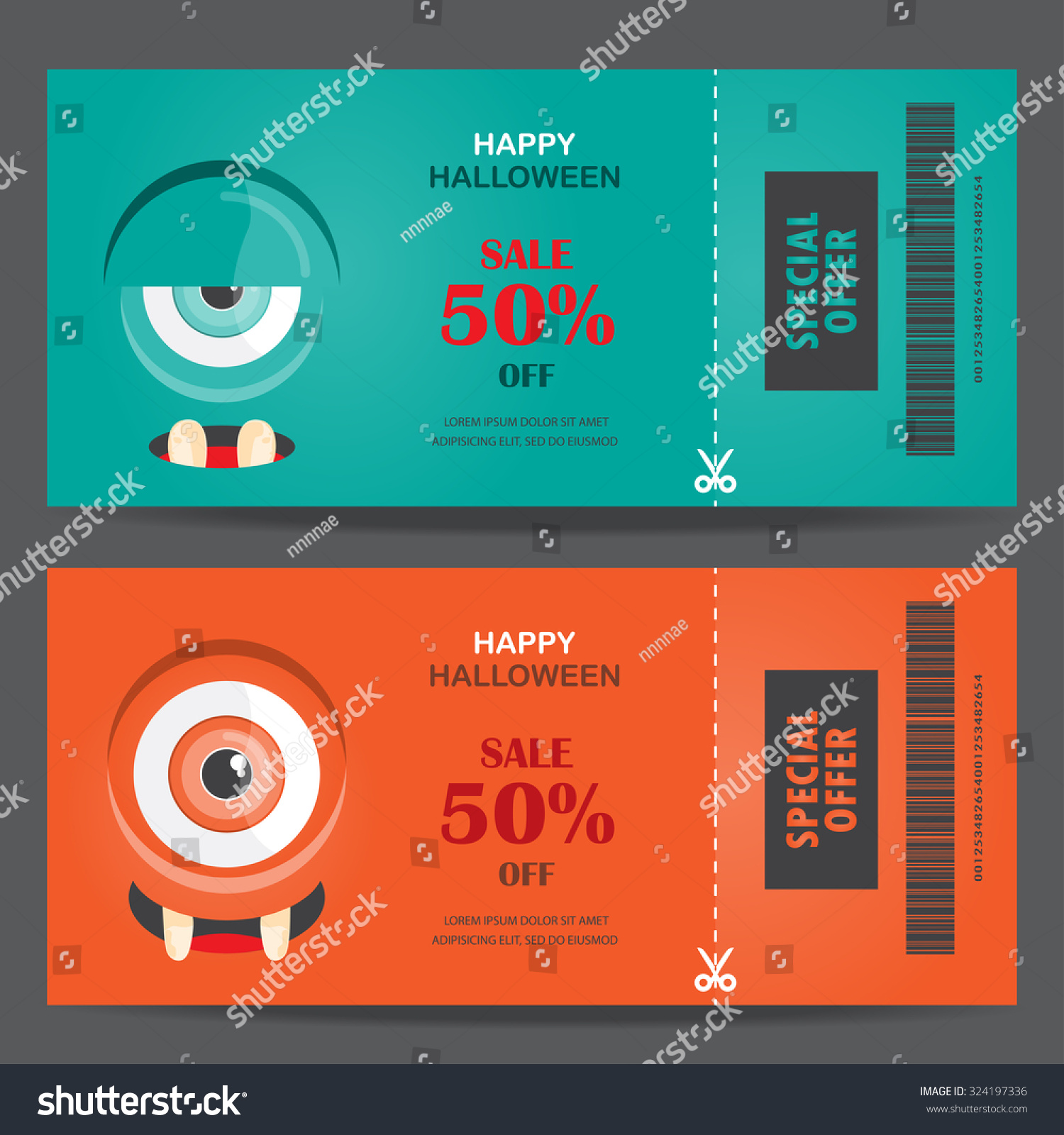 Coupons web pages