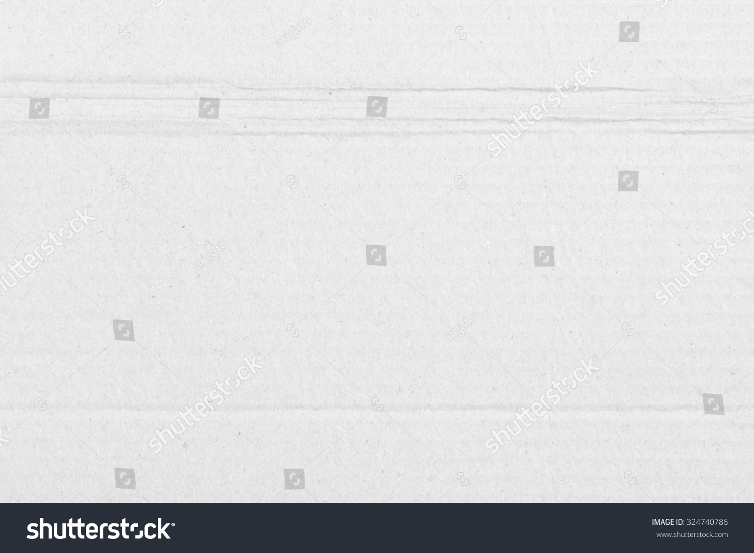 White Cardboard Texture Stock Photo 324740786 - Shutterstock