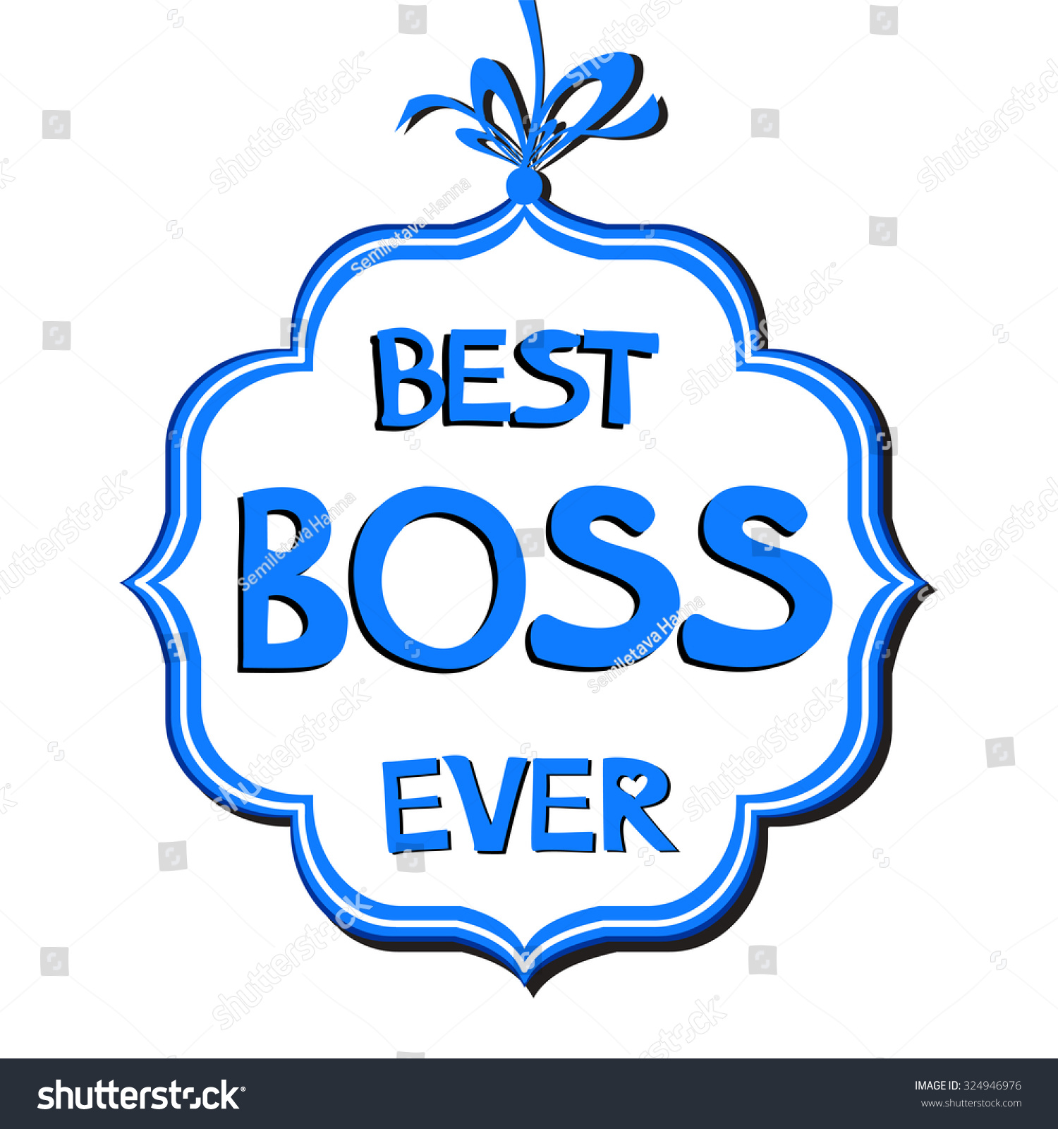 happy bosss day best boss ever stock vector 324946976 boss's day clipart funny boss day clipart quotes