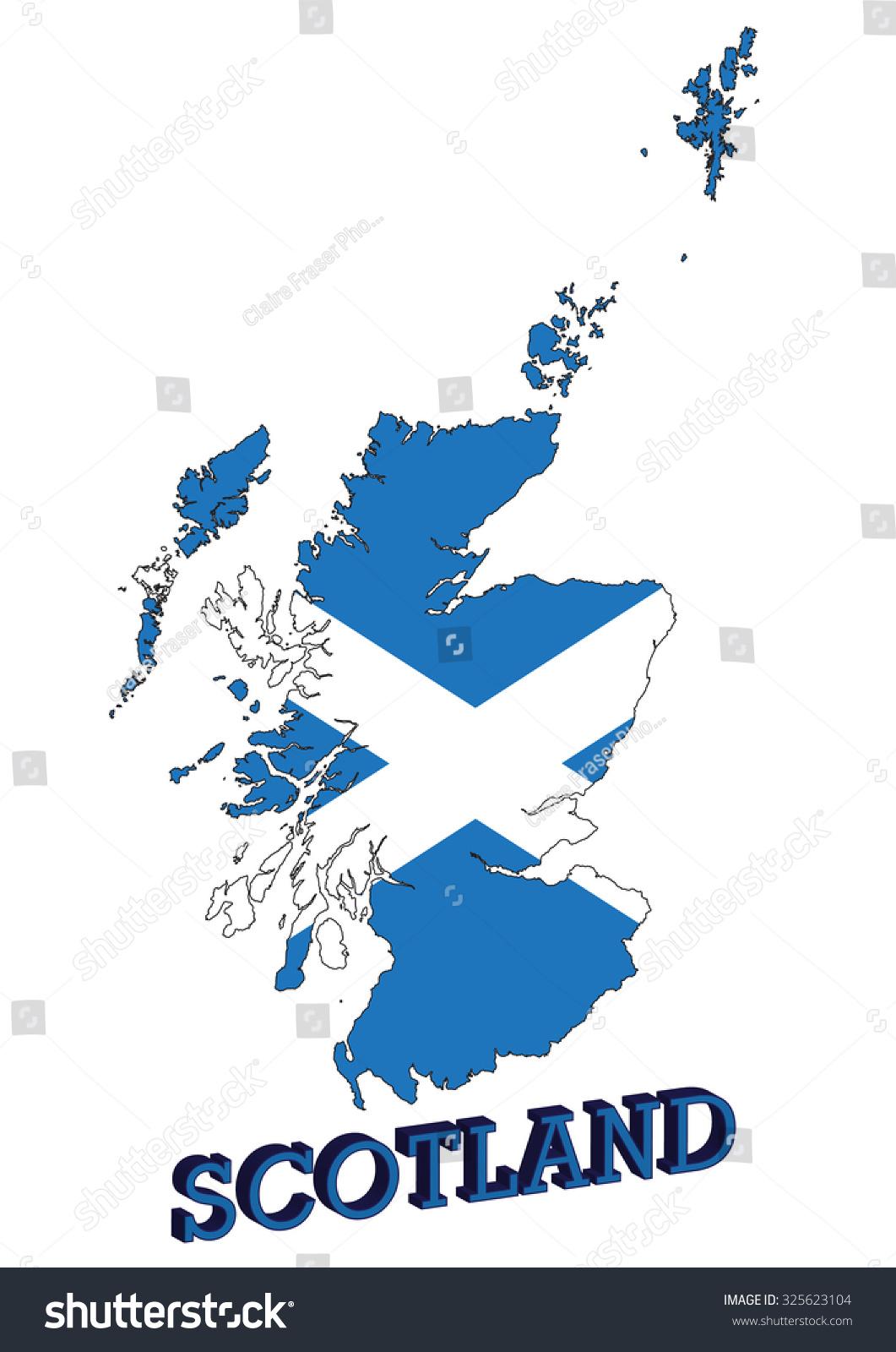 Map Scotland Uk St Andrews Cross Stock Vector (Royalty Free ... on scotland x france, scotland map outline, island of islay scotland map, scotland map google, scotland county map, scotland shortbread recipe, scotland beach, scotland name map, scotland community, scotland on map, scotland map large, scotland lion, scotland travel map, silhouette scotland map, scotland football map, scotland tattoo, scotland road map,